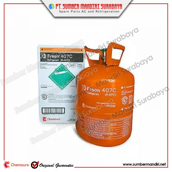 freon r407 chemours